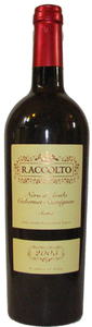 3392 raccolto nero d avola cabernet sauvignon