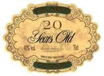 3497 cognac prunier 20 ans d age