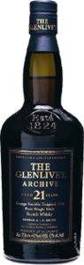 3729 the glenlivet archive 21 years
