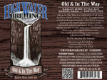 37335 high water old and in the way barley wine