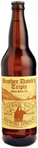 39111 anderson valley brother david s triple abbey style ale