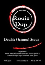 42131 rooie dop double oatmeal stout