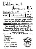 44382 de molen bakker wort brouwer bowmore ba