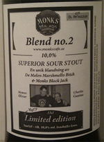 44738 monks caf  blend no  2 superior sour stout