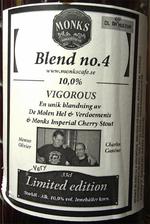 44740 monks caf  blend no 4 vigorous