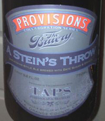 44936 the bruery provisions series  a stein s throw