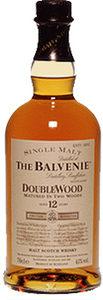 4503 the balvenie doublewood 12 years