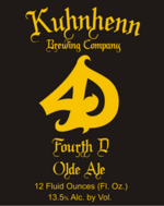46729 kuhnhenn fourth dementia old ale