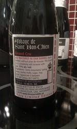 46867 bfm abbaye de saint bon chien grand cru 2011  vin blanc barrel