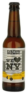 47046 evil twin yellow cab lager