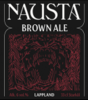 48444 nausta brown ale
