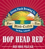 49120 green flash hop head red