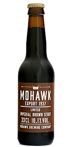 53301 mohawk imperial brown stout export 1937