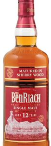 55798 benriach 12 year old matured in sherry wood