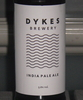 58863 dykes brewery india pale ale