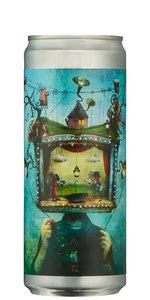 59158 mikrofonbryggeriet wizard puppethead