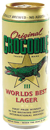 720 crocodile lager