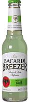 921 bacardi breezer tropical lime