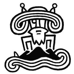 Odinholm crest