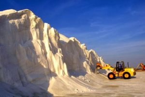 Salina de Areia Branca-RN