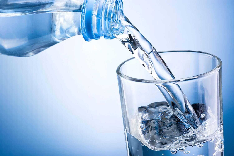 Água para beber