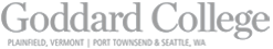 Goddard College logo