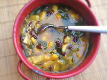 Recipe for Autumn Squash Soup