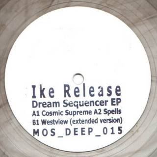 MOS_deep_015: Ike Release - Dream Sequencer EP