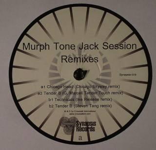 SYNAPSIS009: Hakim Murphy - Murph Tone Jack Session Remixes