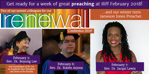 Read about our renewal preachers.