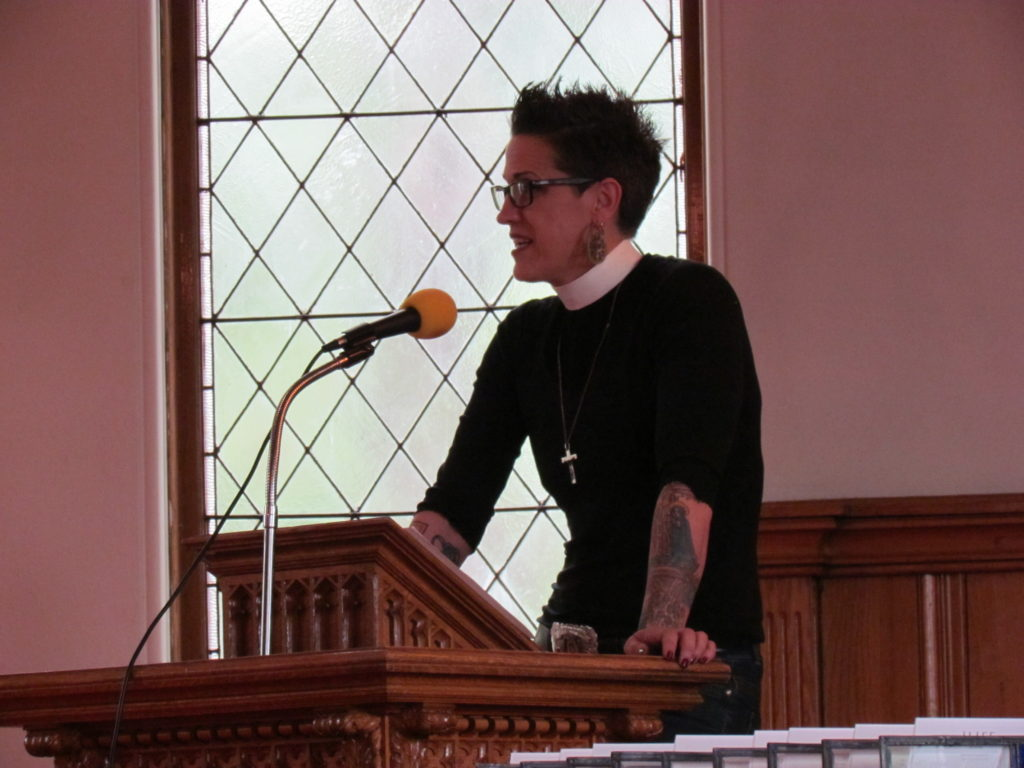 Nadia Bolz-Weber: Unadulterated Passion