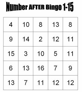 bingo rufnummer