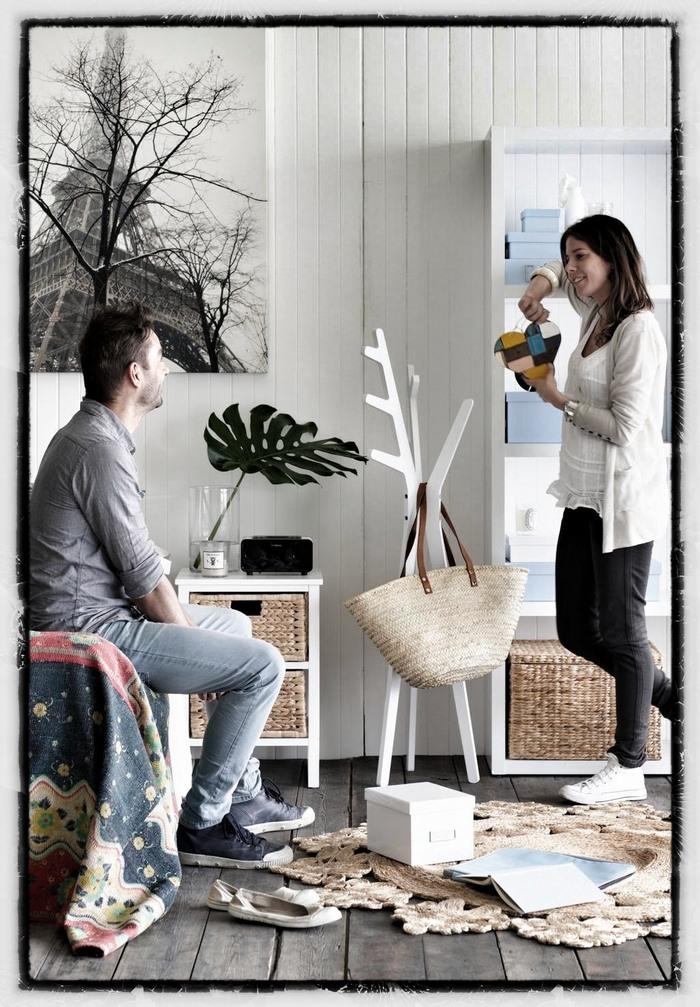 Alfombras de fibras naturales decorar tu casa es for Foro casas con vida