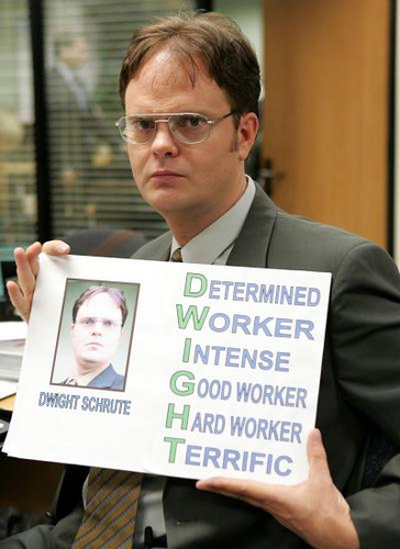 determined worker intense good worker hard worker terrific  lol