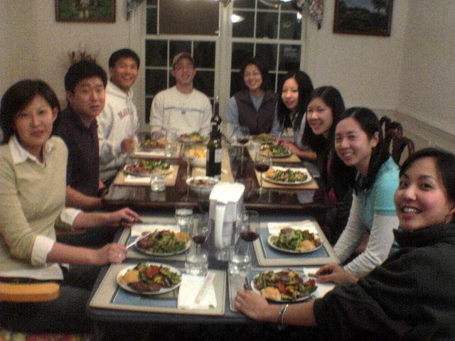 jo, han, tim, me, lillia, andrea, jennifer, eve, jane (with kahks taking the picture)