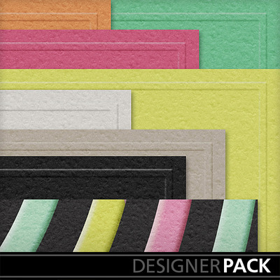Sweetness_embossed_papers_2