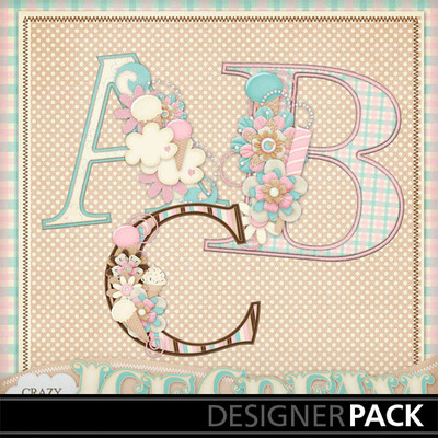 Ice-cream-social-decorated-monograms