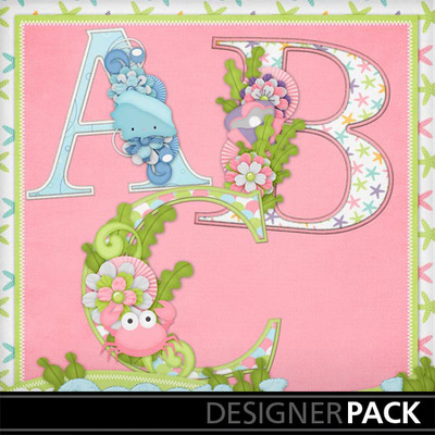 Ocean-jewels-decorated-monograms