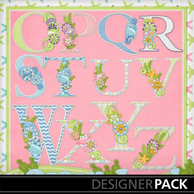 Ocean-jewels-decorated-monograms3