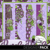 Purple_petals_borders_medium