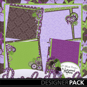 Purple_petals_layered_papers_medium