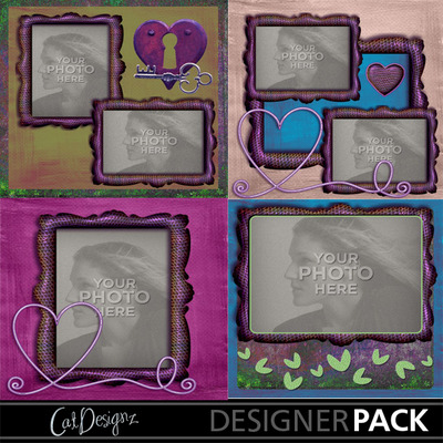 Purple_hearts_templates_6_preview