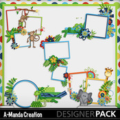 Jungle_adventures_cluster_frames_medium