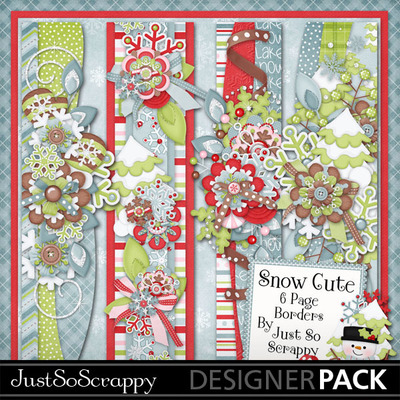 Snow_cute_page_borders