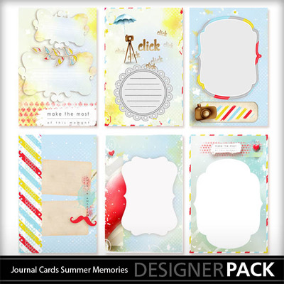 Journal_cards_summer_memories