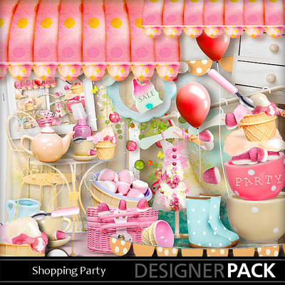 Shopping_party