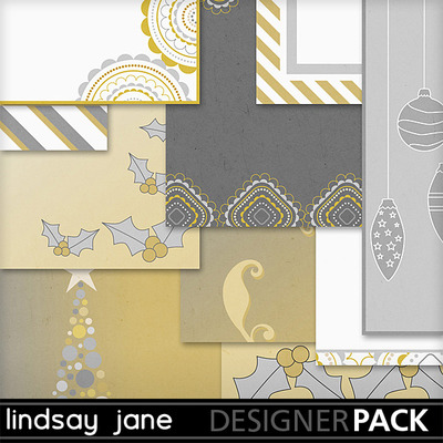Golden_holiday_journal_cards_2