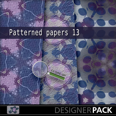 Patterned13-4