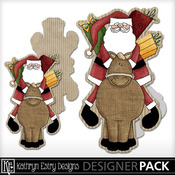 Santa-cowboy-shaped-card_medium