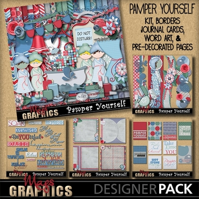 Pamperyourself-bundle